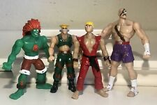 Street Figter Action Figures Mexican Bootleg