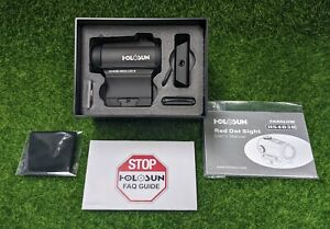 Holosun Micro Red-Dot Sight (2 MOA) w/ Riser Paralow - HS403B