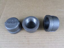 Lot of 3 Ward Manufacturing 4910700003 Pipe Cap