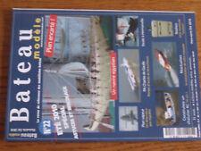 15µ?. Revue Bateau Modele n°22 Charles de Gaulle Insoleuse Navire Egyptien