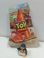 Toy Story 2 Minis Andys Chest Blind Bag Al's Toy Barn Wheezy The Squeaky Penguin