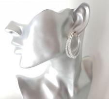Unbranded Hoop Statement Costume Earrings
