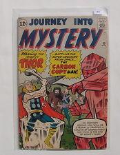 Journey into Mystery #90 graded 4.0
