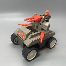 New listing Starcom 1987 Coleco Laser Rat vehicle toy vintage With Figure Star Com
