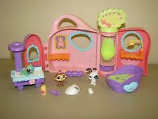 Littlest Pet Shop lot Get Well Center vet pet hospital