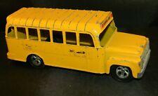Steel Hubley Yellow School Bus #493