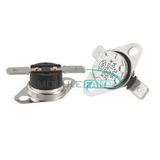 2PCS KSD301 194°F / 90°C Degree Celsius N.O NO Temperature Switch Thermostat