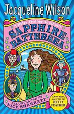 Sapphire Battersea by Jacqueline Wilson (Paperback, 2012)