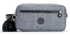 Kipling AGOT Toiletry Bag in Cotton Jeans