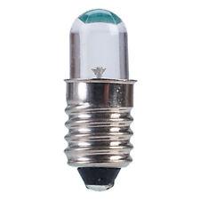 TruOpto OSS6-PW8131B 6V White LED Bulb 30° MES Base
