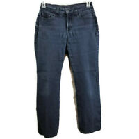 NYDJ Jeans Size 8P Jegging Dark Wash Not Your Daughters Womens Stretch