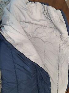 PELLIOT Saco de Dormir Ligero para el Camping Saco de Dormir Rectangular para Acampar Senderismo