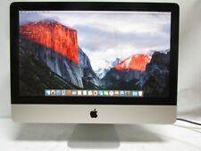 """Apple iMac A1311 21.5"""" MB950LL/A October, 2009 Core 2 Duo E7600 3.06GHz 4GB 1TB"""