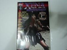 """Xena Warrior Princess Comic """"Bold 1st Issue"""" 1 of 2 Photo cover"""