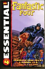 GN/TPB Essential Fantastic Four Volume 4 / 1st edition (2005) 540 pgs Jack Kirby