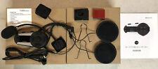 Bluetooth T20s Motorbike Intercom Helmet Headset Headphone Speaker FM Radio GPS