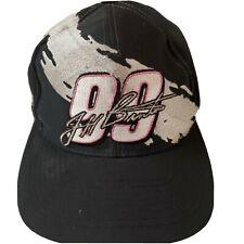 Vintage Nascar Exide Batteries Racing Team Jeff Burton Snapback Hat Cap