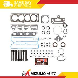 Head Gasket Bolts Set Fit 06-08 Suzuki Forenza Reno Chevrolet Optra A20DMS
