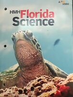 3rd Grade 3 HMH Florida Science 2019 Student Edition Worktext
