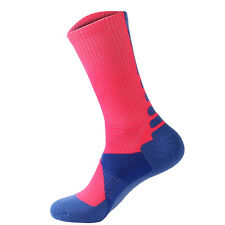 Men Women Riding Cycling Sports Socks Unseix Breathable Bicycle Footwear HC