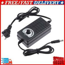 Ac To Dc Adapter 3 24v 2a Adjustable Power Supply Motor Speed Controller Us