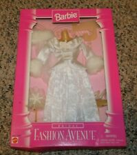 Barbie Fashion Avenue Bridal Wedding Dress Doll Outfit MINT IN THE PACKAGE