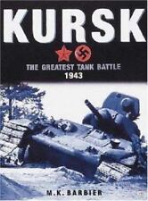 Kursk 1943: The Greatest Tank Battle Ever Fought