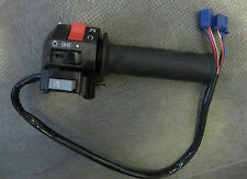 Yamaha Unidad interruptor YP250 Majesty Interruptor del manillar completo con