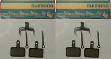 2 Paar SHIMANO Disc Bremsbelag Bremsbeläge B01S Deore BR-M 445 446 486 525 OEM