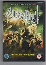 (GU717) Sucker Punch - 2011 DVD