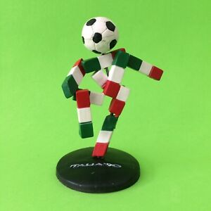 VINTAGE SOCCER FIFA WORLD CUP ITALY 90 FOOTBALL MASCOT CIAO MADE IN COLOMBIA