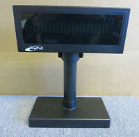 Digipos Point of Sale LED 40 Characters Customer Display Pole Unit WD-202E
