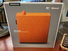 Urbanears Lotsen Portable Wireless Bluetooth Speaker - Goldfish Orange - NEW