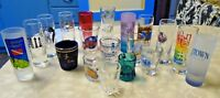 19 Vintage Shot Glasses Souvenirs From The USA & Around the world