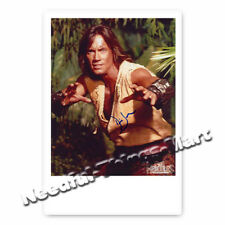 Kevin Sorbo aus der Serie Hercules -  Autogrammfotokarte [AK3]