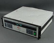 Ci Systems Sr-80 Ir Infrared Radiation Source Controller For Parts / Repair