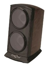 Watch Winder Tower Burlwood Diplomat Automatic Economy Double Dual