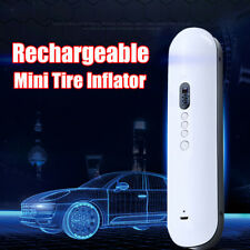 Portable Electric Air Inflator USB Rechargeable Mini Air Compressor 120 PSI