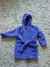 Baby Boy Dressing gown Blue 12-18 Months (Early Days)