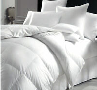 NEW Luxury 100% Soft Microfibre Cover Feels Like Down Duvet ALL SIZES AND TOG