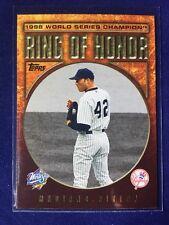2009 Topps Ring of Honor Mariano Rivera #RH23