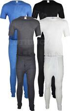 Unbranded Cotton Men's Long Johns Multipack Underwear