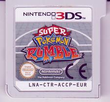 Super pokémon rumble - Nintendo 3DS (cartouche seule)