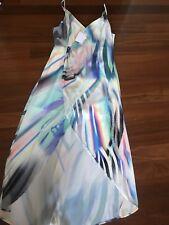 NWT Wayne Cooper Myer Gorgeous Evening Maxi Dress Size 14 Rrp $169