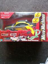 VERY RARE --2003 MICRO MACHINES  Extreme Stunt Roadster Playset -- NIB--RARE