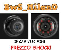 IP CAM CAMERA DI SORVEGLIANZA SPYCAM NASCOSTA WIFI BABY MONITOR FULL HD 1080