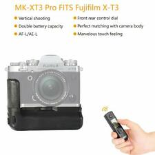 Meike MK-XT3 Pro Battery Grip with 2.4G Wireless Remote for Fuji X-T3 as VPB-XT3