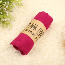 Fashion Lady Women Long Candy Colors Soft Cotton Scarf Wrap Shawl Scarves Stole
