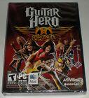 Guitar Hero Aerosmith Activision Pc Mac Computer Video Game New Factory Sealed
