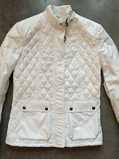 chaqueta belstaff Aynsley en color blanco y talla 44 italiana